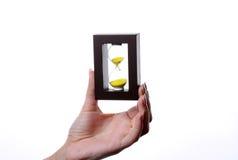 Horloge de sable Images stock