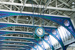 Horloge de Smithfield Images stock