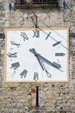 Horloge de tour de Bell Image libre de droits