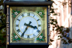 Horloge de vapeur Images stock
