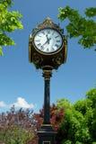Horloge de vieux type Photo libre de droits