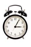 Horloge de vintage Photos libres de droits