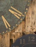 Horloge de vintage Photographie stock libre de droits
