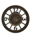 Horloge et vitesse de Steampunk Photos stock