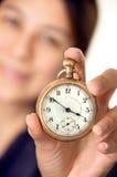 Horloge het Royalty-vrije Stock Afbeeldingen
