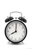 Horloge (8 heures) Photos libres de droits