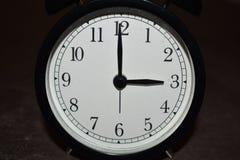 Horloge indiquant différentes périodes photo libre de droits