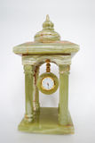 Horloge magique d'onyx images libres de droits