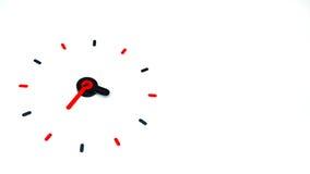 Horloge moderne Images stock