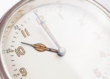 Horloge murale Images libres de droits