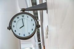 Horloge murale Photographie stock