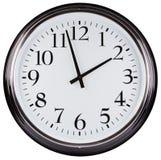 Horloge murale Photographie stock libre de droits