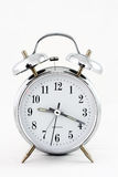 Horloge normale Photographie stock libre de droits