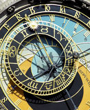 Horloge, Prague Images stock