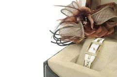Horloge voor gift Royalty-vrije Stock Foto