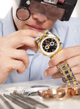 horloger Photos stock