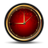 Horloges Photographie stock