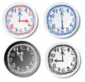 Horloges Photo libre de droits