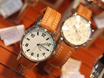 Horloges Stock Fotografie