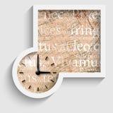 Horloges Royalty-vrije Stock Foto