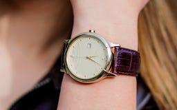 Horloges Stock Foto