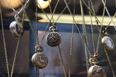 Horloges Stock Fotografie