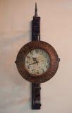 Horloges antiques Photo stock