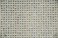Hormigón estriado textura Imagen de archivo libre de regalías