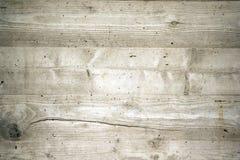 Hormigón expuesto con la textura de madera imagen de archivo