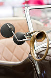 Horn Of a Classical Car. Royalty Free Stock Photo