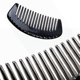 Horn comb Royalty Free Stock Photography