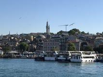 Horn dorato - Costantinopoli Immagini Stock