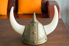 Horn hat Stock Image