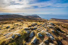 Horn Head , Donegal , Ireland Royalty Free Stock Images