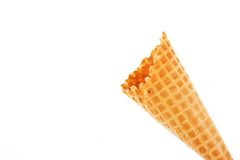 Horn for Ice-cream Royalty Free Stock Image