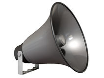 Horn Loudspeaker Side Stock Photos