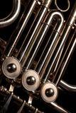 Horn tubes Stock Photo