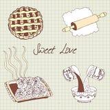 Hornada dulce. Imagen de archivo libre de regalías
