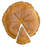 Hornazo 2. Typical meat pie Salamanca (Spain Stock Image