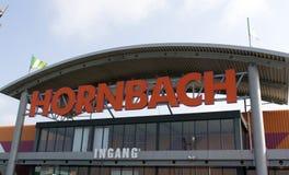Hornbach a L'aia Fotografia Stock