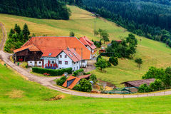 Hornberg, Black Forest, Germany Royalty Free Stock Photography