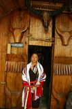 Hornbill Festival of Nagaland-India. Stock Photography