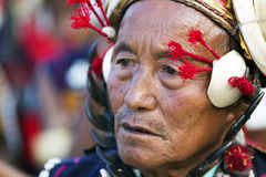 Hornbill Festival of Nagaland, India. Stock Images