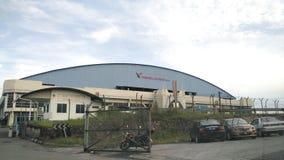 Hornbill skyway em Kuching Sarawak Malásia imagens de stock