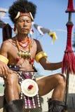 Hornbillfestival van Nagaland, India Royalty-vrije Stock Foto