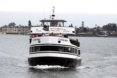 Hornblower kryssningskepp, San Diego Royaltyfri Foto