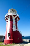 Hornby灯塔, Watsons海湾 免版税库存照片