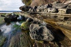 Hornby-Insel Lizenzfreie Stockbilder