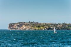 Hornby Lighthouse - Australia Royalty Free Stock Image
