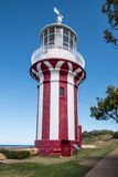 Hornby Lighthouse, South Head, Sydney Harbour, Australia Stock Image